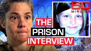 The face of evil: confronting the killer of 10-year-old Zahra Baker | 60 Minutes Australia