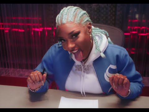 Megan Thee Stallion - Captain Hook [Official Video]