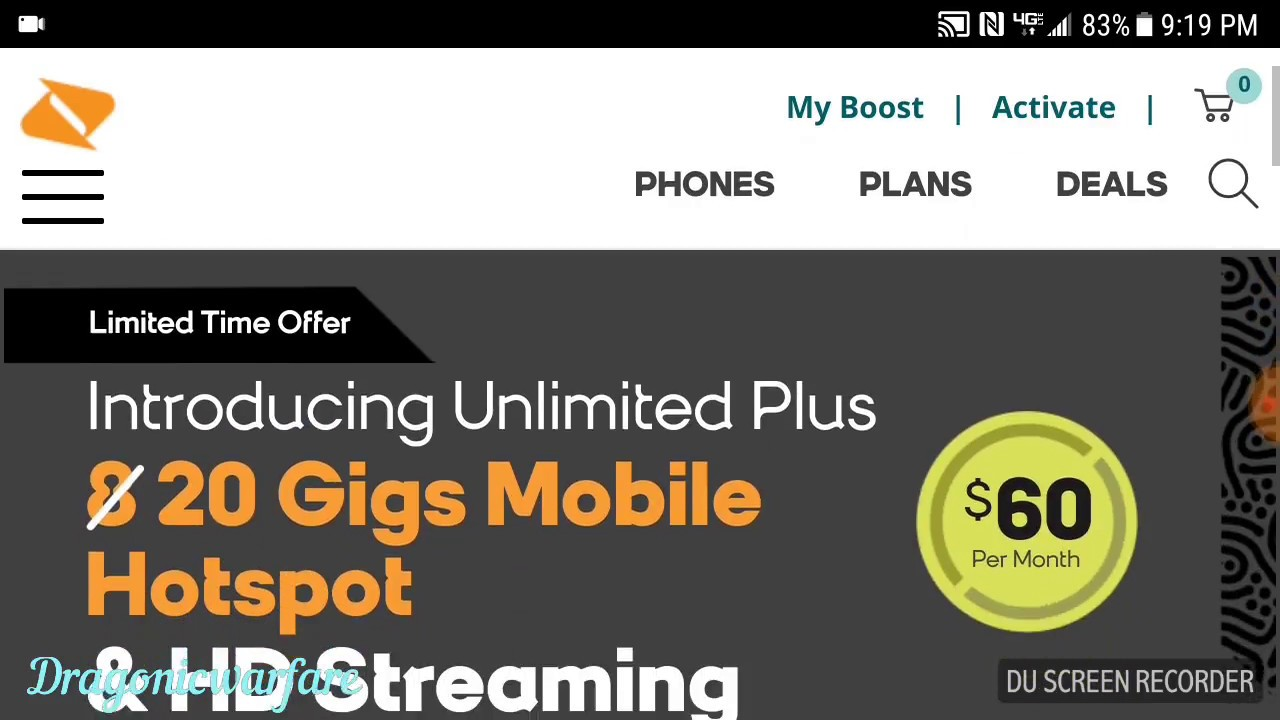 Unlimited Hotspot Plans >> New 60 Unlimited Plus Boost Mobile Plan It S Totally Worth It Hd