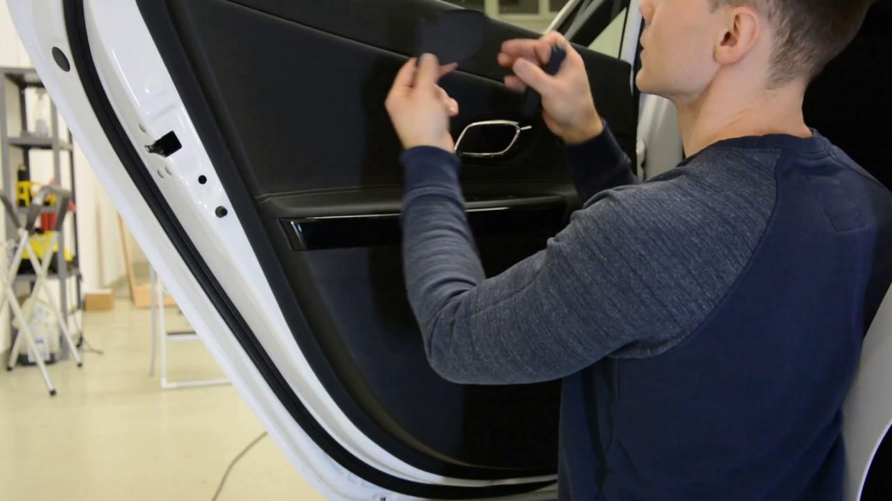 Kia Ceed Door Panel Removal Youtube