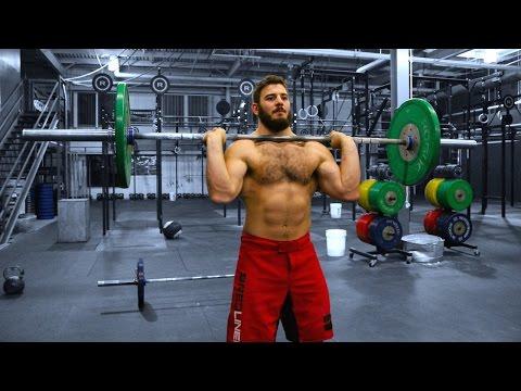Mat Fraser- CrossFit Tabata