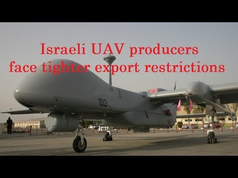 Israel's MoD places restrictions on Technology Transfer of Heron TP to India
