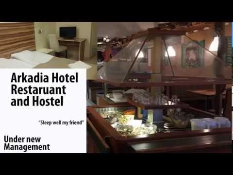Arkadia Hotel & Hostel Helsinki Finland