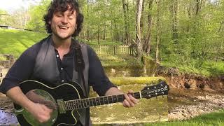 I'm Scum (acoustic cover) | IDLES | Aaron Walker