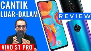 Desain Unik, 48MP, S-AMOLED, Irit, Kencang: Review vivo S1 Pro - Indonesia