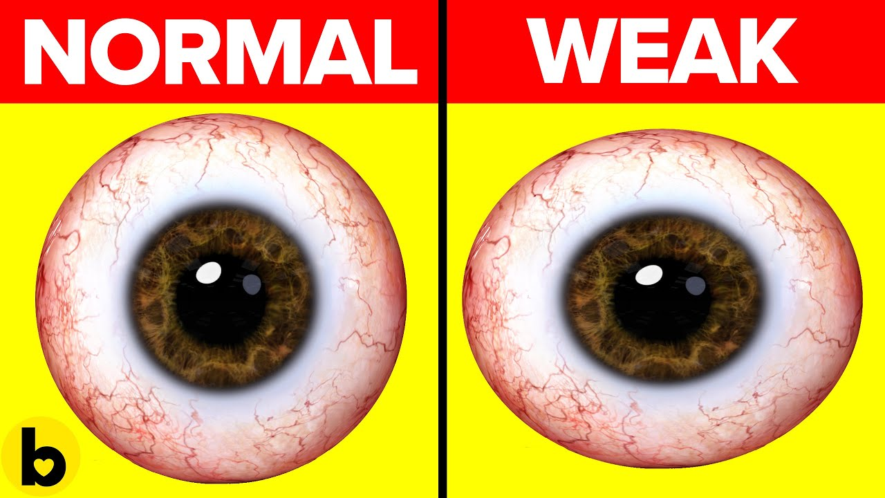 Дали си го оштетувате видот со вашите животни навики?