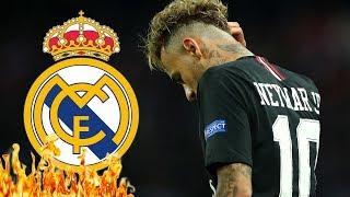Ist Neymar Schuld am Untergang von Real Madrid ?!