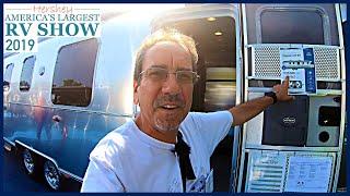 Hershey RV Show 2019: Airstream