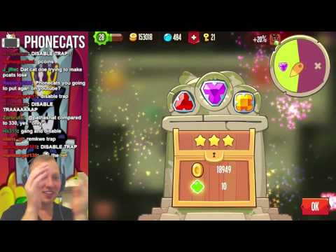 King of Thieves - Big Gem Steal Hype!