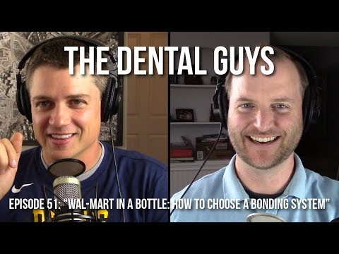 """Episode 51: """"Walmart in a Bottle How to Choose a Bonding System"""""""