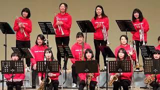 第9回たかつきスクールJAZZコンテスト「兵庫県立国際高等学校」
