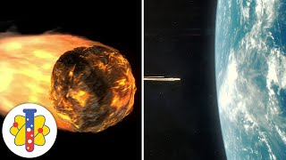 These are the near earth objects to worry about | Amazing Asteroids Facts | Lab 360
