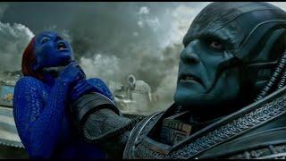 x men apocalypse best fight scene HD