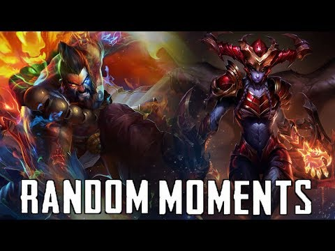 Random LoL Moments #18 | League Of Legends Mid thumbnail