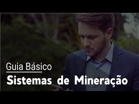 #sistemas #criptomoedas #mineração Entenda Sistemas de Mineração