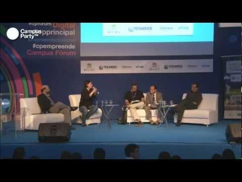 Campus Party Recife - Green Tech - Querer é poder -  Uso da tecnologia para a solução.