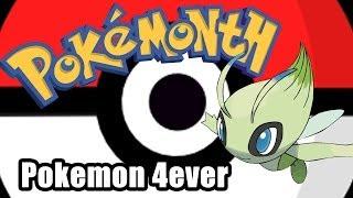 POKEMONTH: Pokemon 4ever - Il Neige