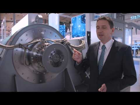 SIMOTICS Active Magnetic Bearing from Siemens