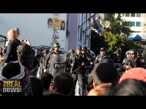 Honduran Presidential Election In Limbo