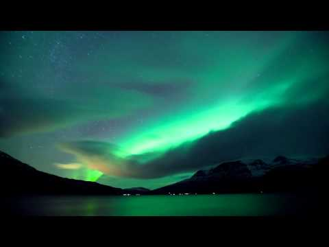 Northern Lights in Troms, Norway