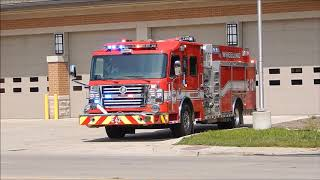 Fire Trucks Responding Best of 2017