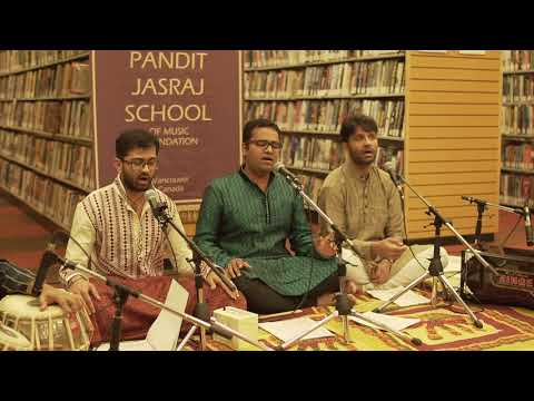 PJSOM Concert In Richmond Public Library 2017 - RaagDes GaleBhujang
