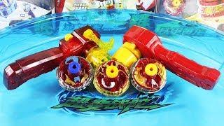 【鳕鱼乐园】超变战陀 升级版2星圣焰红龙 PK训练版圣焰红龙 陀螺对战玩具