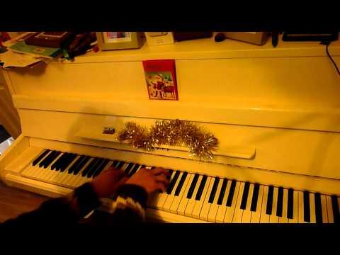 Winter Wonderland for solo piano
