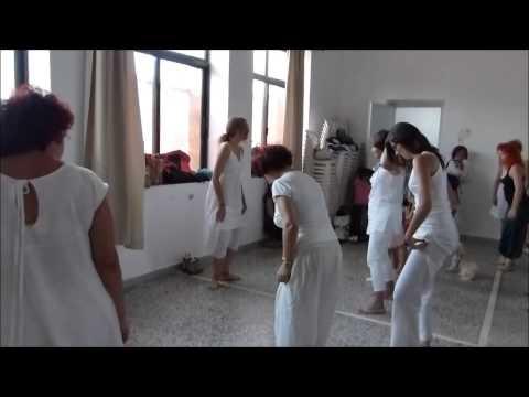 Talleres de Bhangra y danza India en el  1 Festival Yoga y Creatividad en Creta