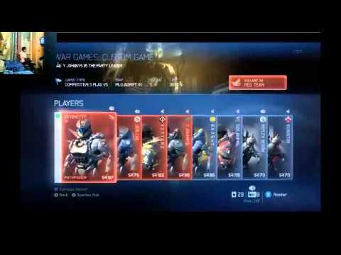 JERICHO :: Halo 4 Streaming :: 02/01/2013