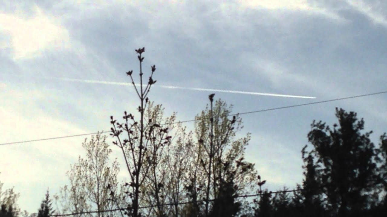 Jesus' Mighty Name Stops Demonic Chemtrails