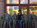 God Bless The USA cover by Eric Dodge and The United States Army Six String Soldiers