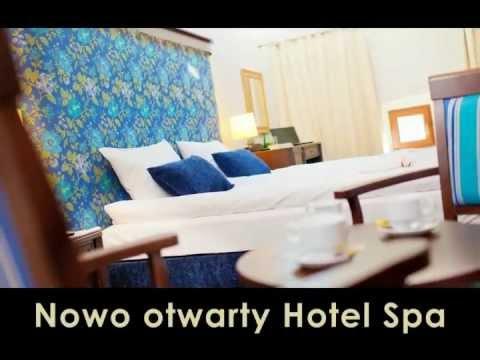 COTTONINA Villa & Mineral SPA Resort w górach w Świeradowie-Zdroju