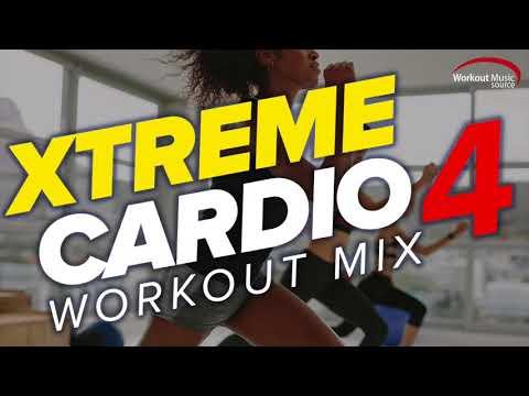 WOMS  Xtreme Cardio Workout Mix 4