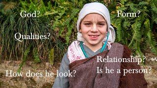 9 year-old boy talks about God