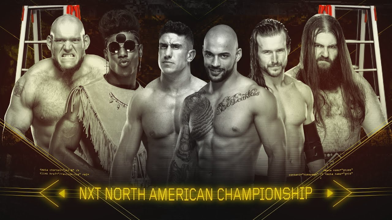 The 1st NXT North American Champion will be crowned at TakeOver ...