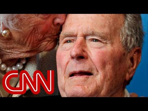 George H.W. Bush dead at age 94