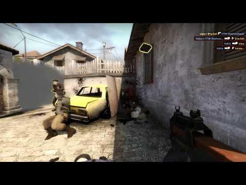 OcUK Valkia // 4 Man P90 Inferno