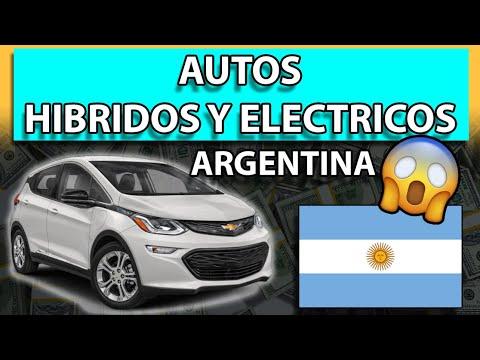 Autos Hibridos Y Electricos En Argentina 2018 Youtube