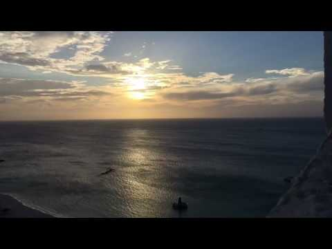 Timelapse Sunset In Aruba Vacation HD May 2015