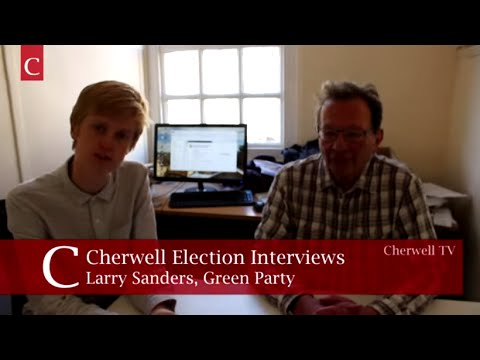 Larry Sanders of the Greens discusses his party