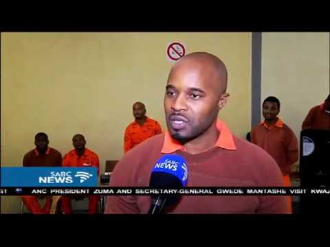 East Rand prison inmates resort to music as part of therapy