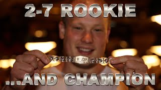 From 2-7 Rookie to Champion: WSOP Bracelet Winner Nick Seiken