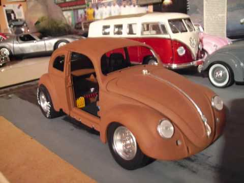 "1/18 vw beetle bug ""Last Project"" Rudy Olivença"