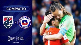 Tailandia vs. Chile | Copa Mundial Femenina de la FIFA Francia 2019