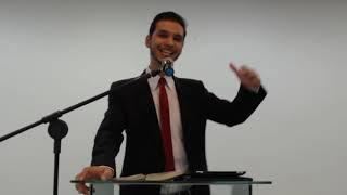 Pregação em Habacuque 3.1-19. Pr. Christopher Vicente.