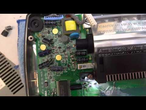 Sega Game Gear Repair