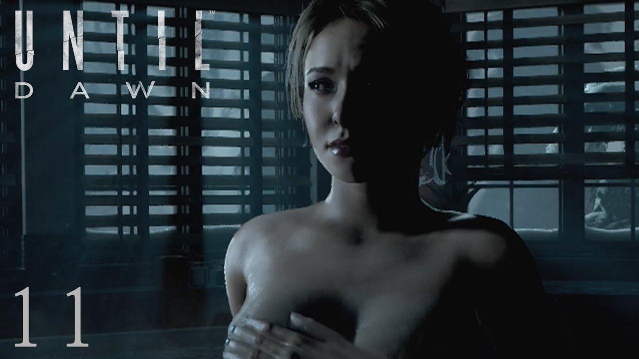 Dawn nude until Nudity?