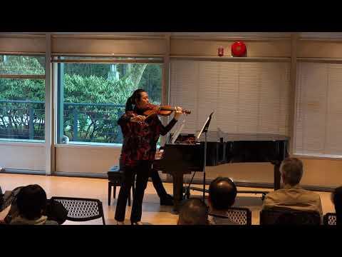 2018 /03/11 Don Lum Spring Recital ~ Belle Pan