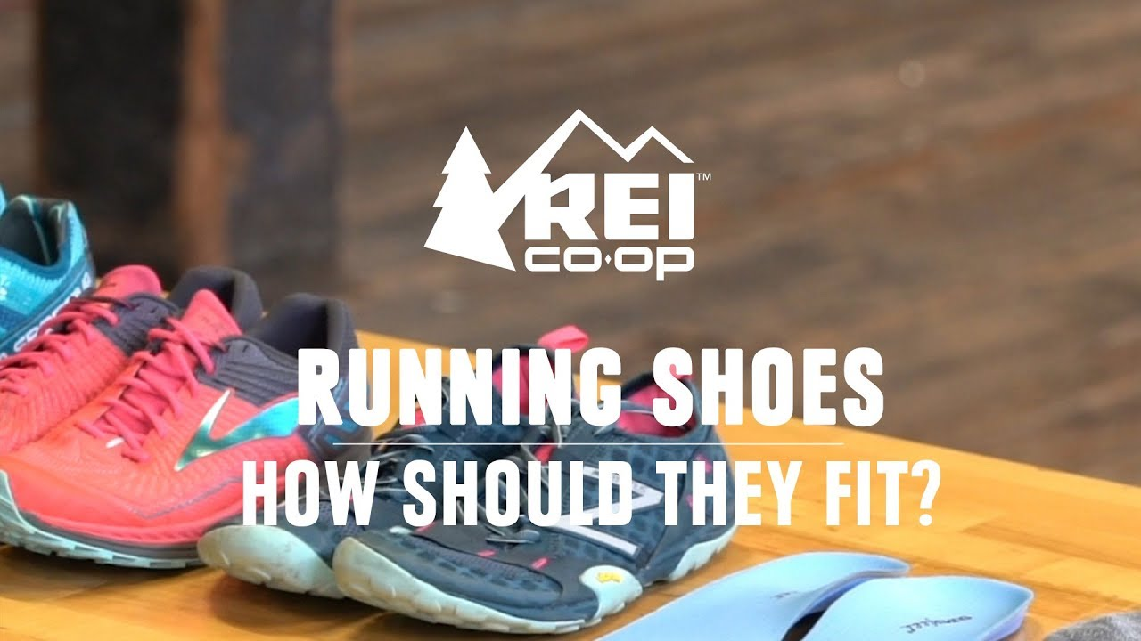 How Should Running Shoes Fit? | REI Co